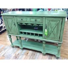 Beautiful Minty Green Buffet Found At The NYC HomeGoods