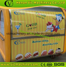 China Wholesale Fast Food Trailer Snack Food Truck Photos & Pictures ...