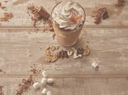 Large Pumpkin Iced Coffee Dunkin Donuts by The Story Behind Our New S U0027mores Flavored Coffee Dunkin U0027 Donuts