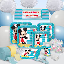 Mickey Mouse 1st Birthday Party Supplies, Theme Party Packs Minnie Mouse Room Diy Decor Hlights Along The Way Amazoncom Disneys Mickey First Birthday Highchair High Chair Banner Modern Decoration How To Make A With Free Img_3670 Harlans First Birthday In 2019 Mouse Inspired Party Supplies Sweet Pea Parties Table Balloon Arch Beautiful Decor Piece For Parties Decorating Kit Baby 1st Disney