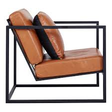 Modern Designer Stanley Armchair - Black Metal Frame/Leather Seating Cowhide Arm Chair John Proffitt Best 25 Armchairs Ideas On Pinterest Armchair Teal Chair And Modern Made In Italy Amazoncom Modway Chloe Wood Grey Kitchen Ding Engage Hayneedle 400 Tank Hivemoderncom Irving Leather Chestnut Pottery Barn Au The Havana By Softline The Shop Baxton Studio Lotus Contemporary Fabric Yellow Bart Sofa Moooicom Versailles Daddy Gold Bedrooms Chairs Traditional Ikea