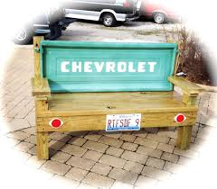 100 Chevy Truck Tailgate We Have Everything We Need For This Tailgate Bench Cept I Think