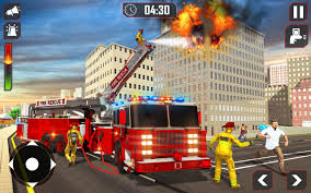 100 Fire Truck Game Driving Rescue 911 Engine S Android S In