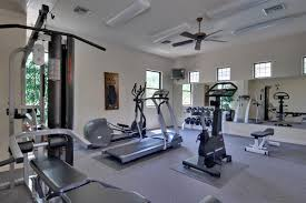 Cool Landscaping Design Also Home Gym Storage Solutions Along With ... Basement Gym Ideas Home Interior Decor Design Unfinished Gyms Mediterrean Medium Best 25 Room Ideas On Pinterest Gym 10 That Will Inspire You To Sweat Window And Big Amazing Modern Center For Basement Gallery Collection In Flooring With Classic How Have A Haven Heartwork Organizing Tips Clever Uk S Also Affordable