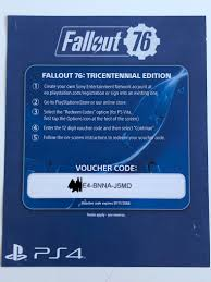 Tricentennial Upgrade For Fallout 76 On PS4 (Australian ... Fallout 76 Wasteland Survival Bundle Mellow Mushroom 2019 Coupon Avanti Travel Insurance Promo Code 2999 At Target Slickdealsnet Review Of A Strange Boring And Broken Disaster Tribute Cog Logo Shirt Tee Item Print Game Gift Present Idea Geek Buy Funky T Shirts Online Ot From Lefan09 1466 Dhgatecom Amazoncom 4000 1000 Bonus Atoms Ps4 1100 Atomsxbox One Gamestop Selling Hotselling Cheap Bottle Caps Where To Find The Best Discounts Deals On Bethesda Drops Price 35 Shacknews