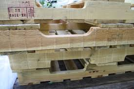 How To Make A Platform Bed Frame From Pallets by Crafty Genes Diy Pallet Bed Frame Arts And Entertainment Your