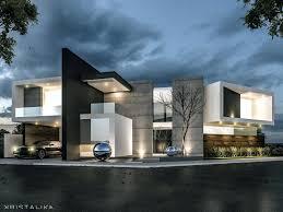 100 Contemporary House Facades Modern S Design Designs S And