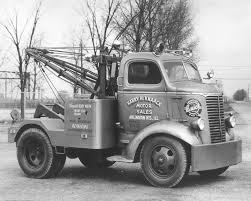 Time Capsule: Circa 1940 Tow Truck - Operations - Work Truck Online