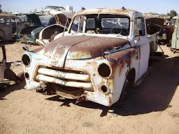 1954 Dodge-Truck Dodge (#54DT5485C) | Desert Valley Auto Parts