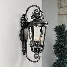 large outdoor wall lights fixtures 31 in high and up ls plus