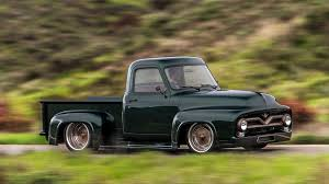 100 1953 Ford Truck Classic Car Studios F100 Restomod Review The Fancy