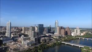 100 Austin City View Aerial View Of Downtown Tx YouTube