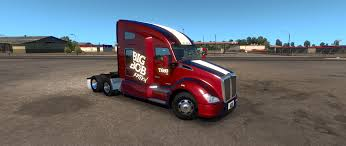 KENWORTH T680 BIG BOB EDITION [1.29.X] UPD 29.12.17 ATS - American ... Mountain Movers Llc Services 1969 Ford F250bob B Lmc Truck Life Bob Hitchcocks Ctp Hd Video 2005 Gmc C7500 24ft Box Truck For Sale See Www Sunsetmilan Plans A Trucking Good Rhodes Show Photos The Maitland Mercury Fix For Kenworth T680 From Big 131 Mod American W900 Marley Skin Mod Simulator Bobs Garage Towing Chevy 5500 Wrecker Favorite Commercial Optimus Cab Bobtails Mena Tradex Volkswagen Cstellation Bob 4x2 128x Mod Euro