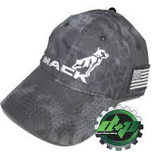100 Mack Truck Hat Amazoncom S Black Tactical USA American Flag Patch