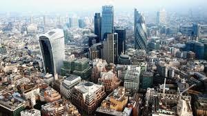 London Skyline A Feast For Giants