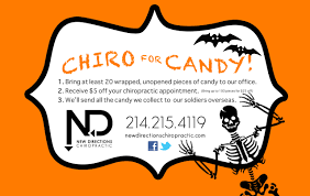 Operation Gratitude Halloween Candy 2014 by Dear Halloween Candy U2026 Chiropractor Allen Tx Plano Mckinney New