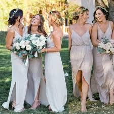 Summer Bridesmaid DressesRustic DressesDusty Brides