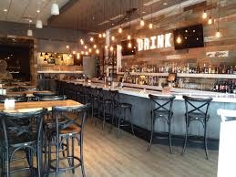 Patio Cafe North Naples by Modern Bar Area Hobnob American Cuisine Restaurant And Bar On