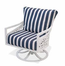 Barcelona Club Swivel Rocker Chair | Castellano Collection