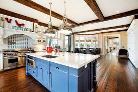 White Traditional Kitchen Design Ideas by 25 Blue And White Kitchens Design Ideas Designing Idea