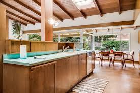 100 Long Beach Architect Paul Tay Midcentury Modern Original Kitchen