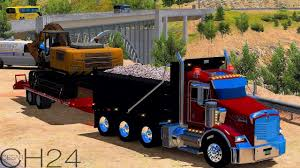 ATS Mods - Kenworth T800 Custom Dump Truck - American Truck ... Aulick Industries Belt Trailers Dump Carts Used Trucks Rentals Custom Built Truck Semitrckn Kenworth Custom T800 Tri Axle Dump Quad Axle For Sale In Virginia Best Resource This 600 Hp 1950 Ford F6 Is A Chopped Truck Straight Out Of Flatbed Crane Trailer With Tool Boxes City Of Folsom Taylor Wing Market Commercial Heavy Trucking Pinterest Trucks And Freightliner 64th Scale Mack Granite W Plow Working Utah Nevada Idaho Dogface Equipment