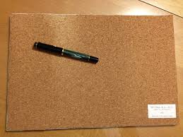 Leather Desk Blotters Uk by Making Your Own Desk Blotter Paper And Pen Paraphernalia The