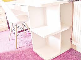 velvetblush ikea micke desk micke drawer unit review