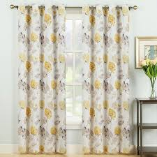 Boscovs Kitchen Curtains by Laura Ashley Geranium Print Grommet Panel Boscov U0027s