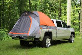 100 Tent For Back Of Truck RightLine Gear 110750 Full Size Standard Bed 55