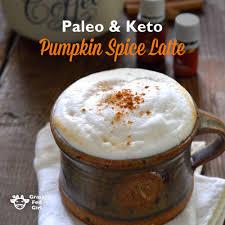 Low Fat Pumpkin Spice Latte Recipe by Paleo Pumpkin Spice Latte Recipe Grass Fed