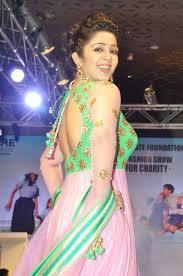Charmi In Designer Anarkali Suit