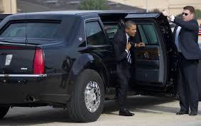 100 Truck Limo Obamas Limo Heavy Armor Blood Bank Night Vision NBC News
