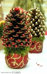 Christmas Pine Cones Tree Cone Light Covers
