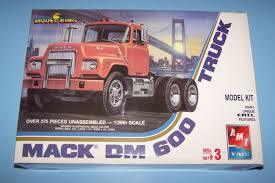 Mack DM 600 Truck | Model Truck Kits | HobbyDB