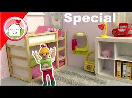 playmobil ikea kinderzimmer für lena pimp my playmobil familie hauser dollhouse diy for