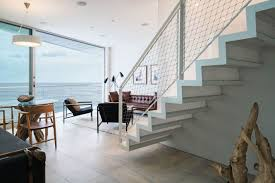 100 Mid Century Modern Beach House Contemporary Built For Climate Change NONAGON