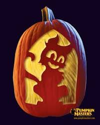 Snoopy Pumpkin Carving Kit by Trick Or Treat