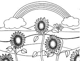 Summer Coloring Page Tryonshorts Drawing