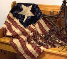 American Flag Quilt To One Day Make For Sharon Macdonald White