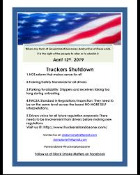 100 Trucking Strike Upcoming Trucker Grows From The Trenches World ReportFrom