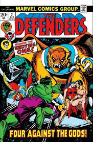 The Defenders Volume