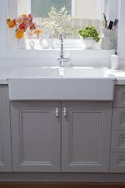 Domsjo Single Sink Unit by Lilyfield Life Designing A French Kitchen