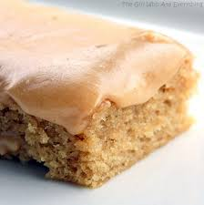 Peanut Butter Sheet Cake The Girl Who Ate Everything