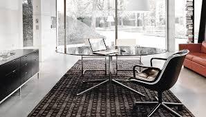 Florence Knoll Table & Pollock Chair