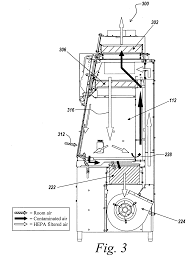 patent us20080278040 air bypass system for biosafety cabinets