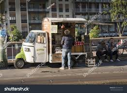 100 Italian Food Truck MILAN ITALY APRIL 30 2017 Tipical Food Truck A