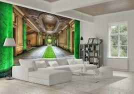 details zu vlies fototapete marmor grün schloss tapete vliestapete