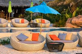 Swimming Pool Furnitures Swimming Pool Day Bed Manufacturer from