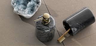 accessoires aus naturstein luxus im badezimmer kela